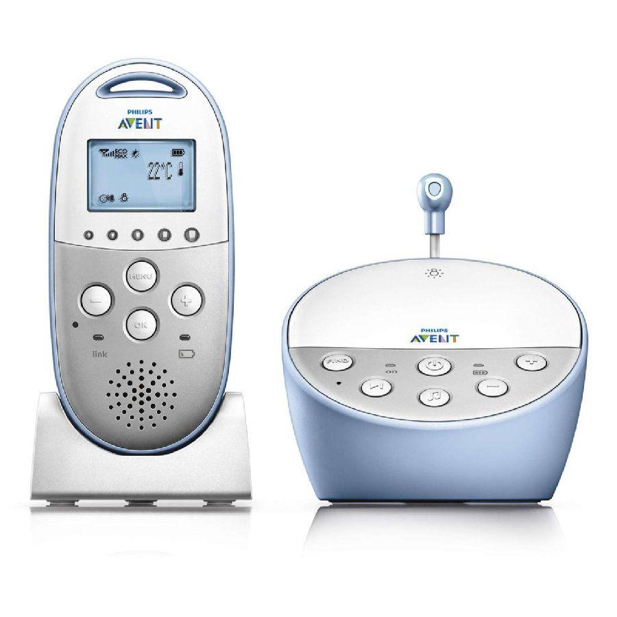 Babyphone SCD 570 DECT AVENT-PHILIPS