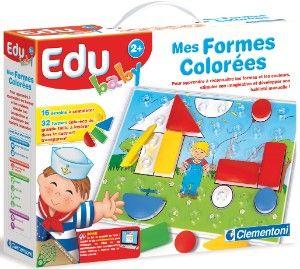 EduBaby - Mes formes colorées