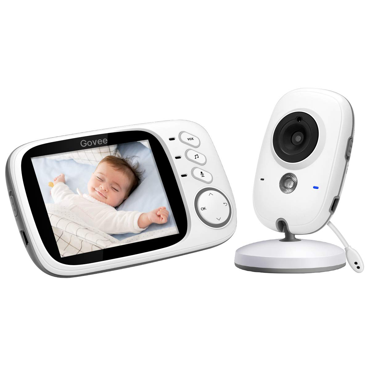 Babyphone vidéo sans fil - Govee -