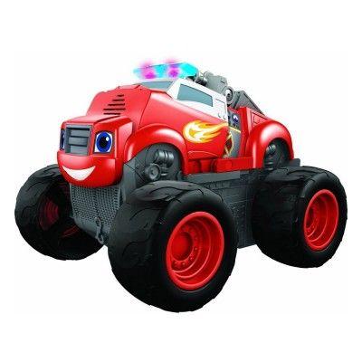 Camion de pompiers transformable Blaze et les Monster Machines