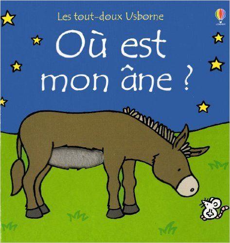 Livre 'Où est mon âne ?'