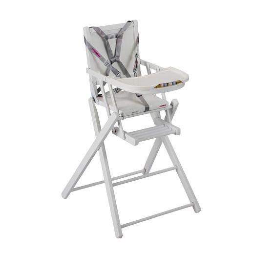 Chaise haute extra-pliante