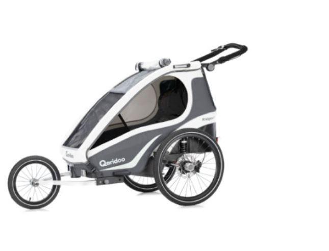 Remorque vélo enfant Kidgoo1 Sport