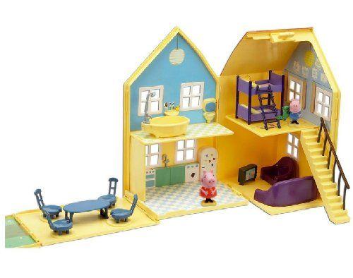La maison de Peppa Pig