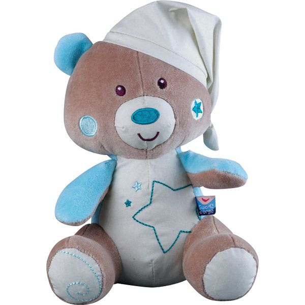 Doudou Ourson phosphorescent