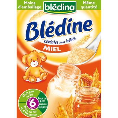 Bledine miel dès 6 mois BLEDINA