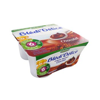 Blédi'Délice Chocolat BLEDINA