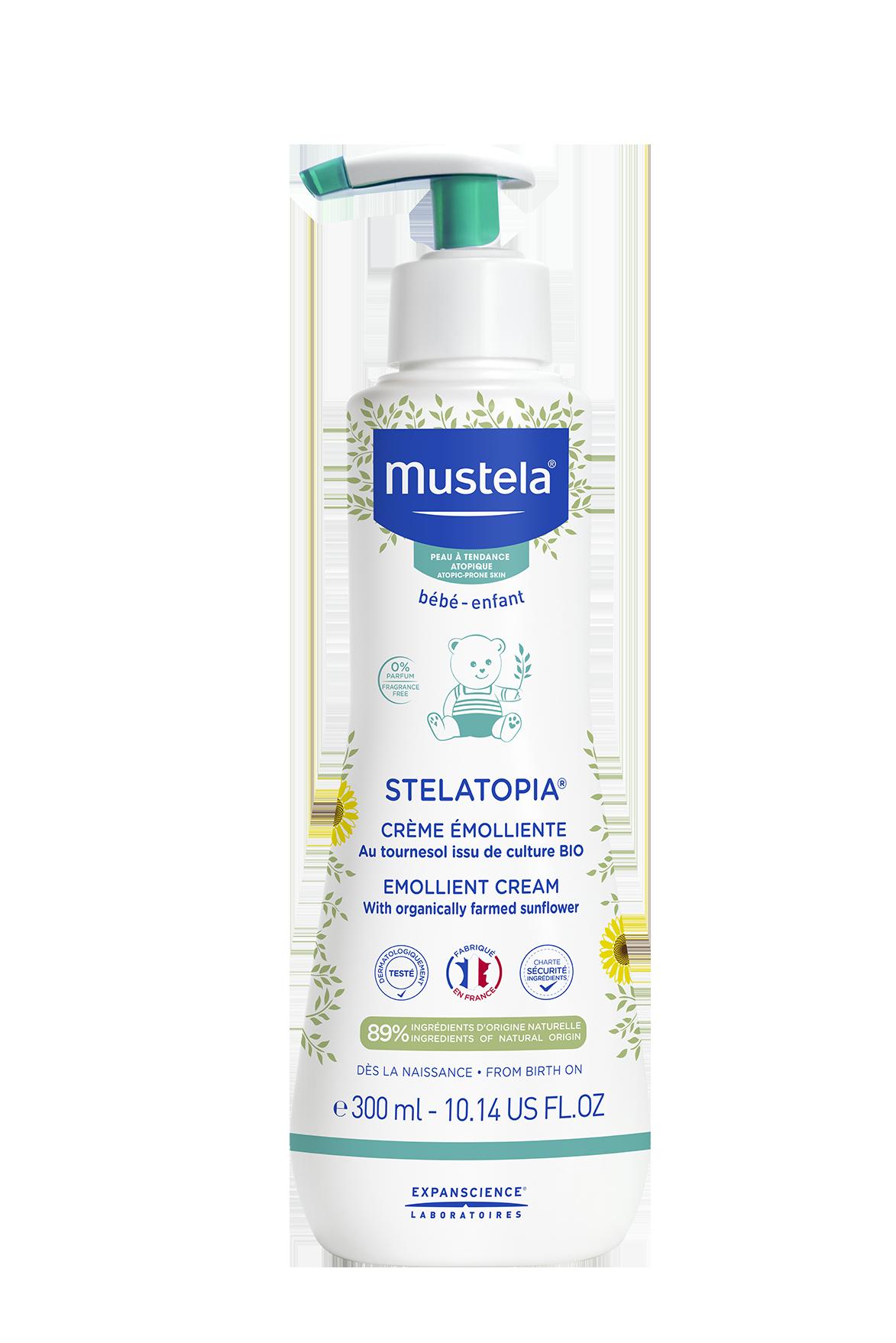 Crème émolliente Stelatopia