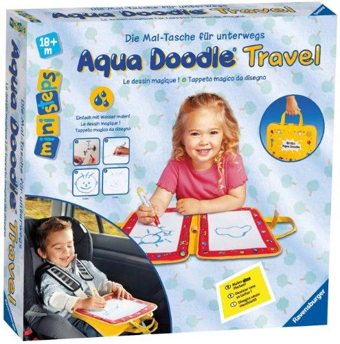Ministeps Aqua Doodle Travel