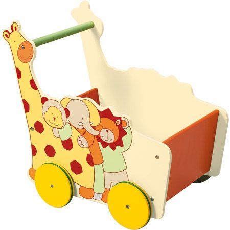 Chariot de marche Les Loustics