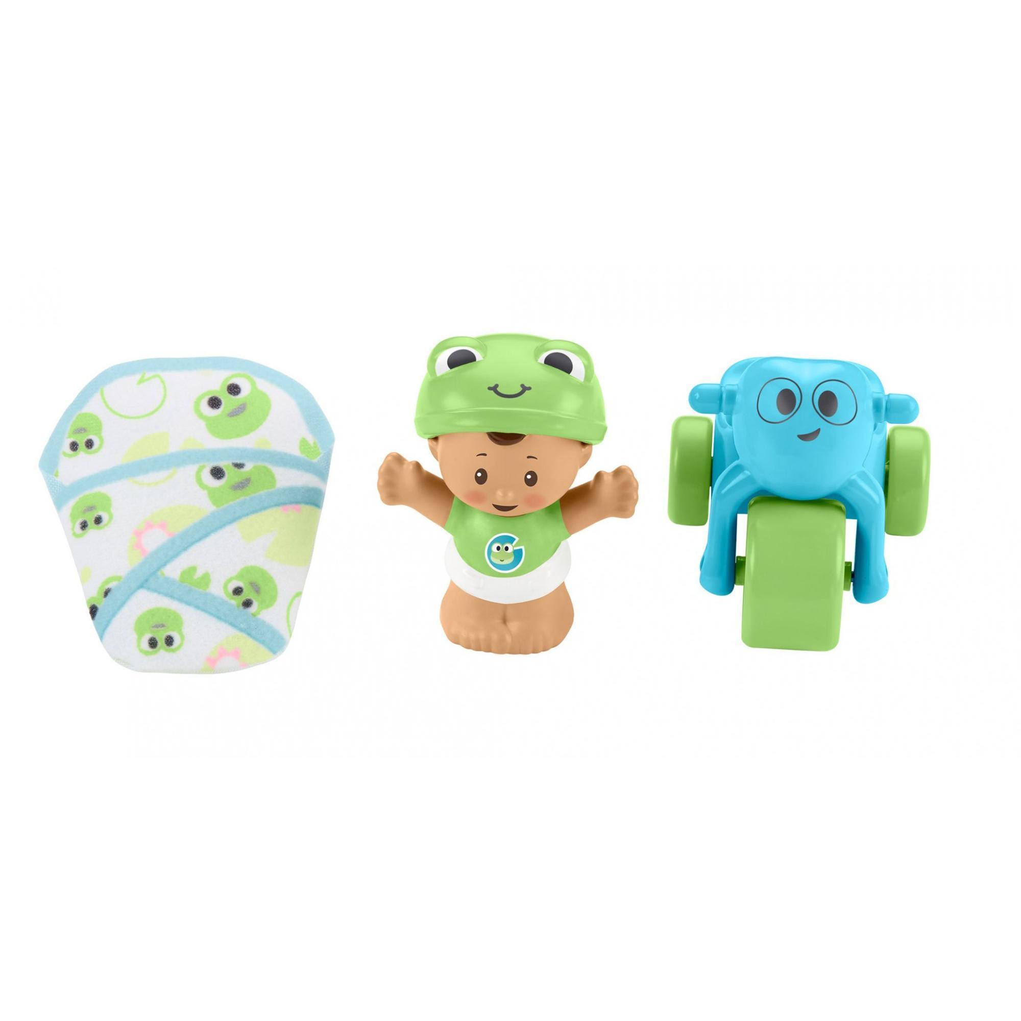 Little People - Figurine Bundle'n play