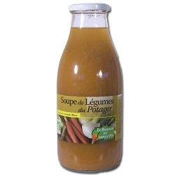 Soupe bio Légumes du Potager