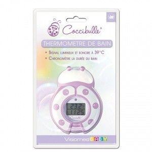 Thermomètre de bain Coccibulle