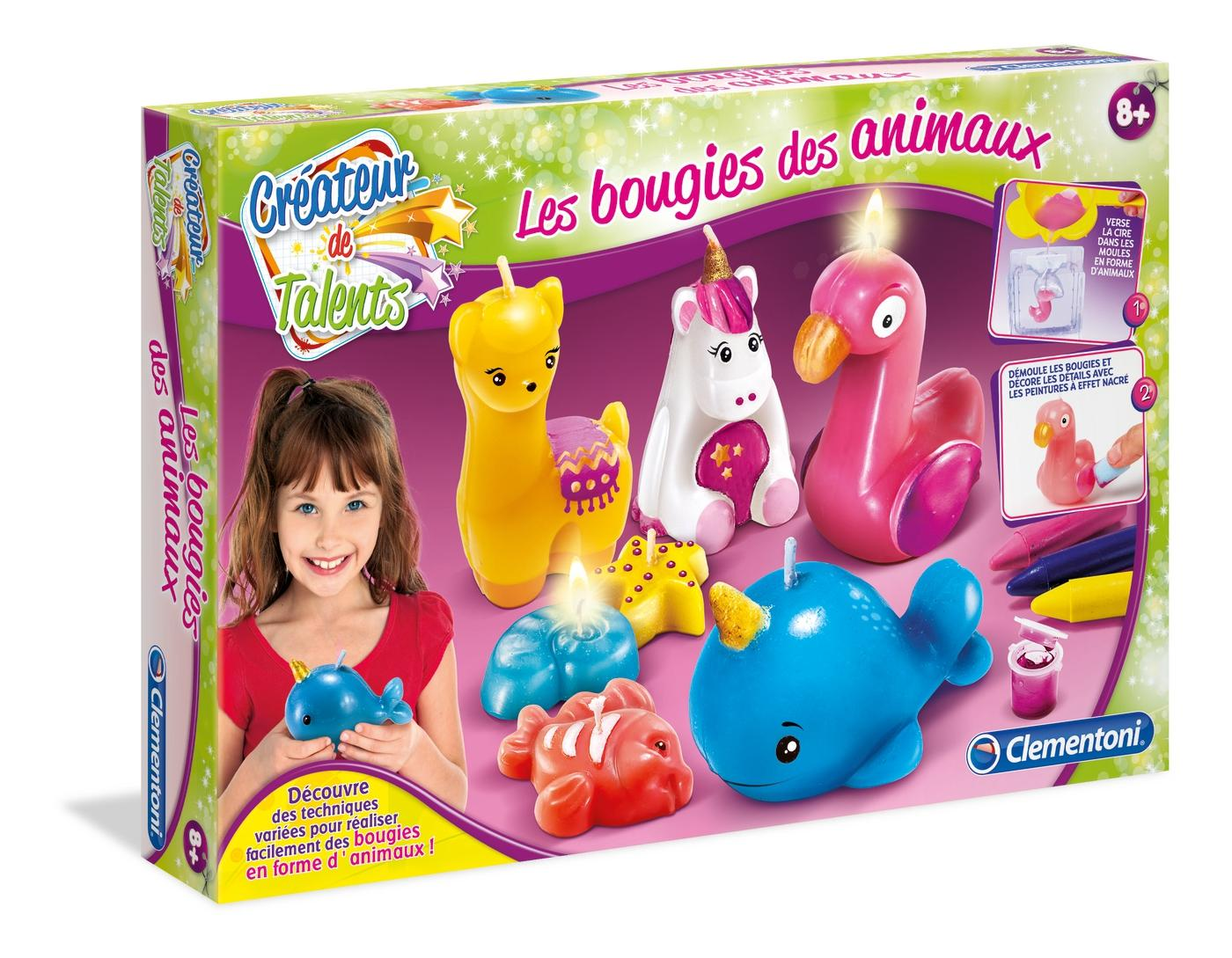 Bougies animaux