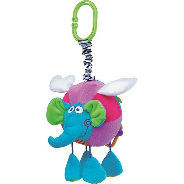 Jouet de voyage Elephant clip'