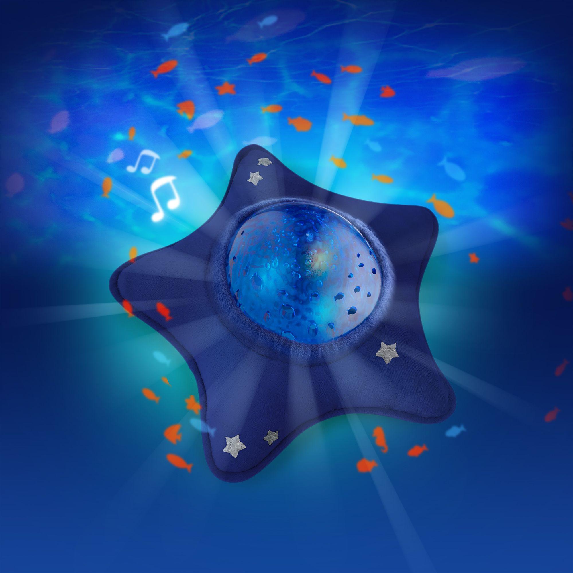 Veilleuse Projecteur d'ambiance Calm Ocean PABOBO