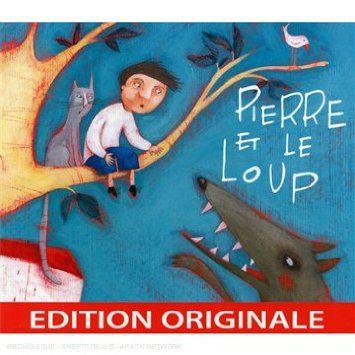Pierre et le loup CD