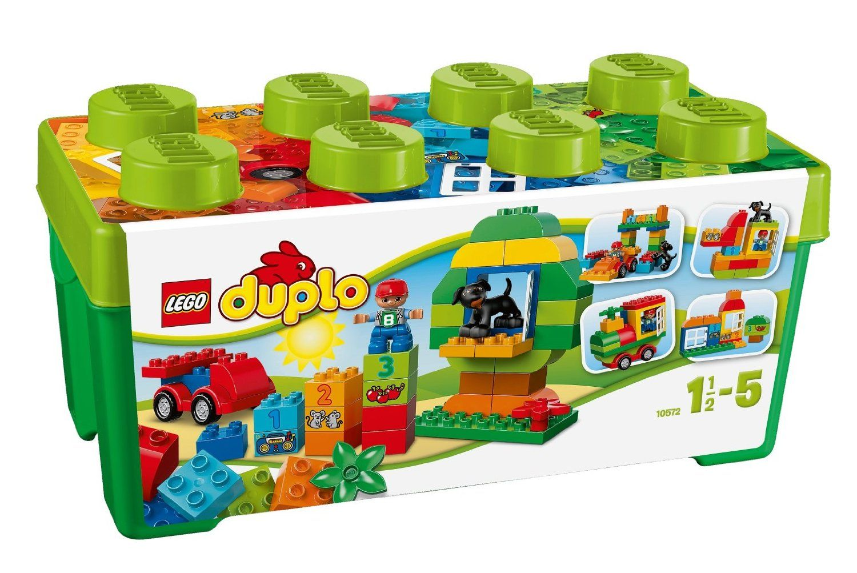 Duplo - Grande boîte du jardin en fleurs LEGO