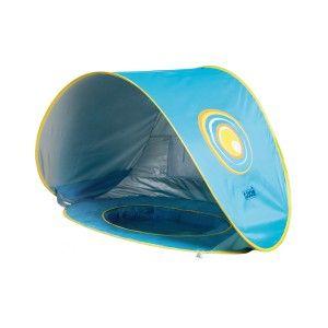 Tente anti-UV et sa piscinette OXYBUL