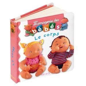 Livre Le corps / L'imagerie des bébés FLEURUS