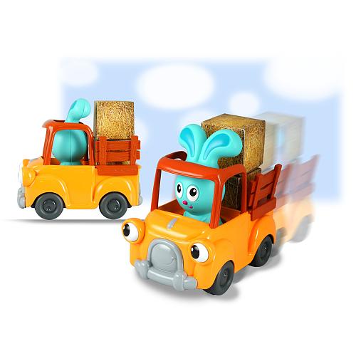 Jojo et sa camionnette