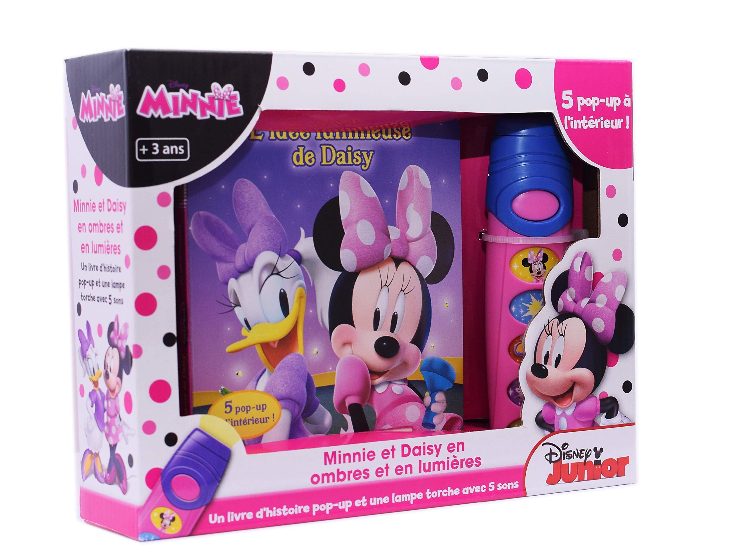 Lampe Sons & Lumières Baby Minnie