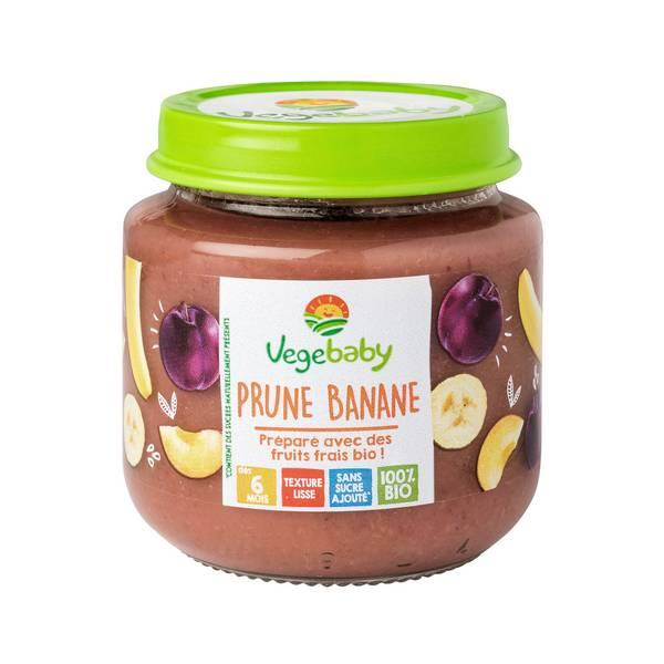Pot Prune Banane
