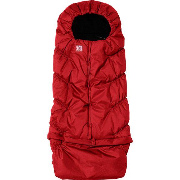 Eskimo chancelière modulable 3 longueurs RED CASTLE