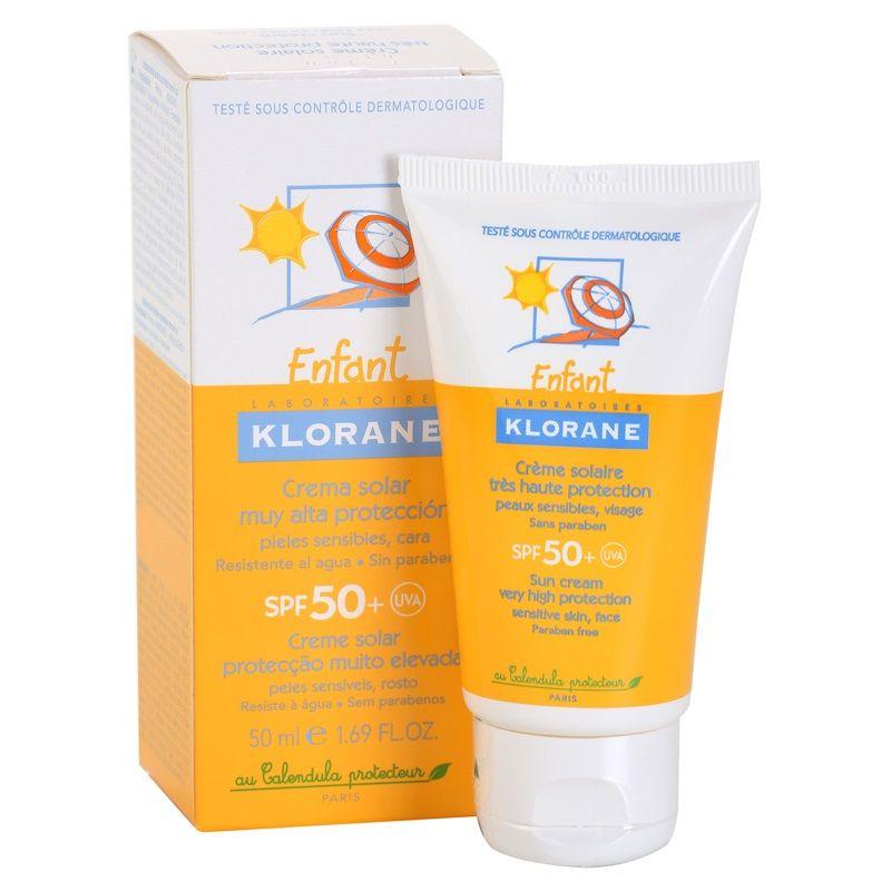 Crème solaire très haute protection spf 50+