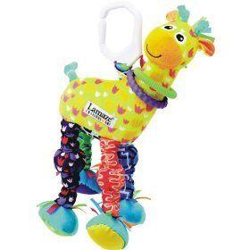 Lucie la Girafe à accrocher