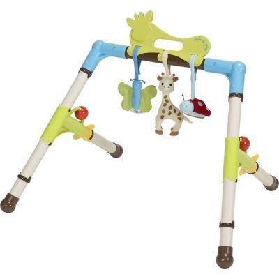 Portique bébé évolutif sophie la girafe