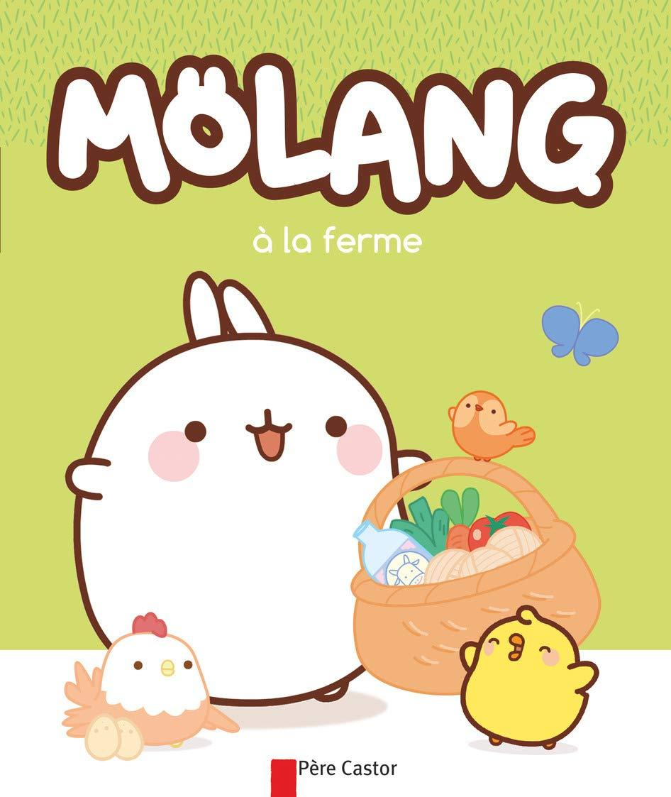 Molang à la ferme