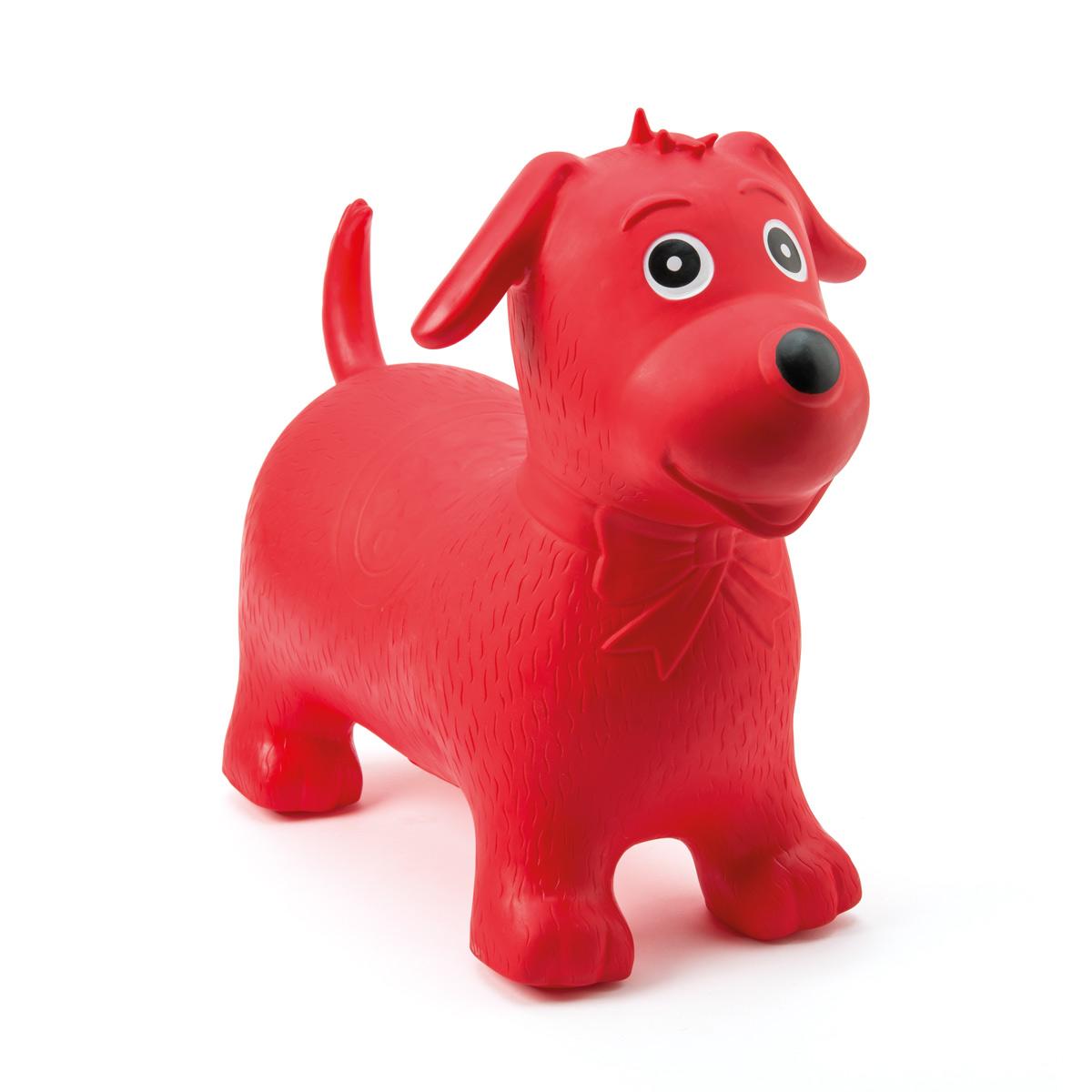 Animal sauteur chien