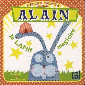 Alain le Lapin magicien