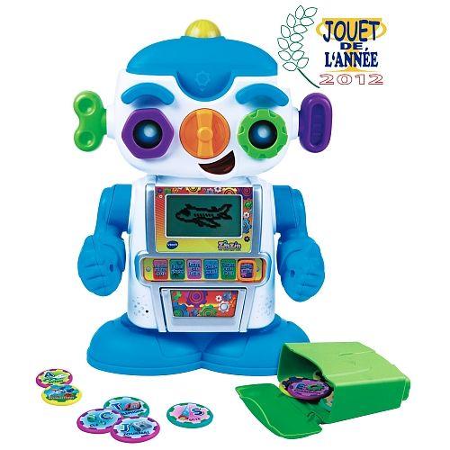 Zinzin, mon robot super malin