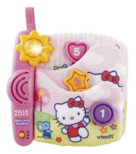 Livre Toudoux parlant Hello Kitty