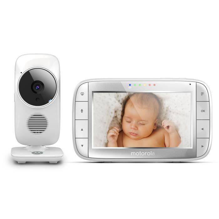 Babyphone vidéo MBP48