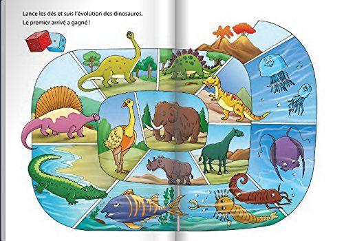 Livre personnalisé Dinosaure dinosaure - Mon Univeil
