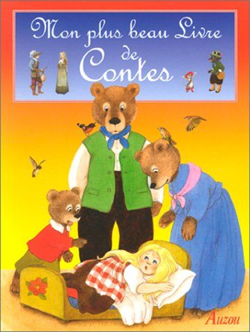 Mon plus beau livre de contes EDITIONS AUZOU