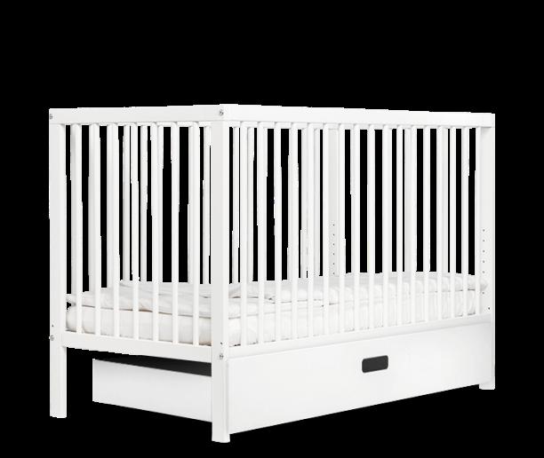Mini tiroir pour lit de bébé