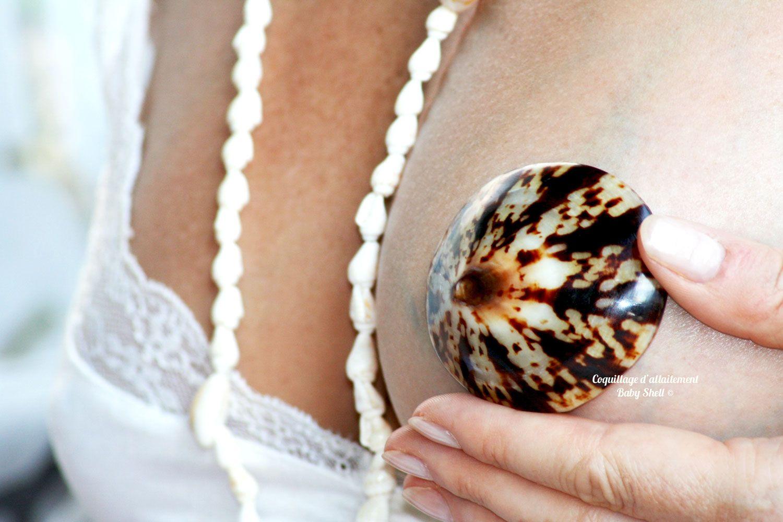 Coquillage d'allaitement - Baby Shell