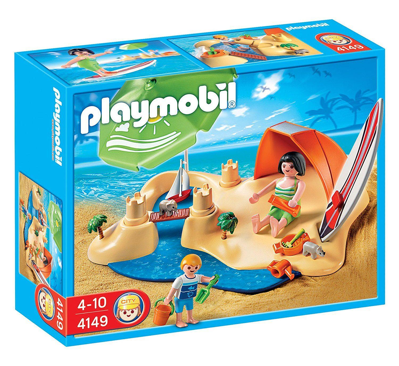 Vacanciers à la plage