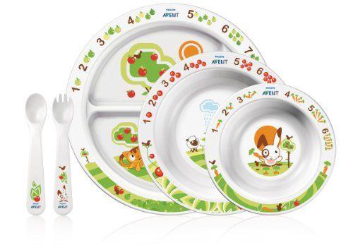 Set repas bébé 2è âge