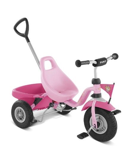 Tricycle PUKY CAT 1L