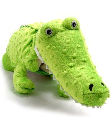 Peluche transformable Zoobie Kojo le Crocodile