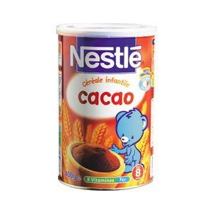 Nestlé P'tite Céréales Céréales Cacao NESTLÉ