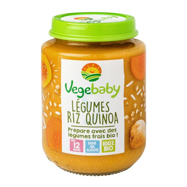 Pot Légumes Riz Quinoa