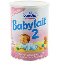 Babylait 2è âge 900g CANDIA