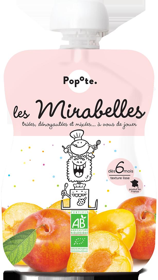 Les Mirabelles