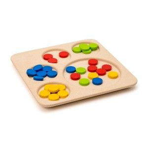 Jeu de tri couleurs Ateliers Montessori